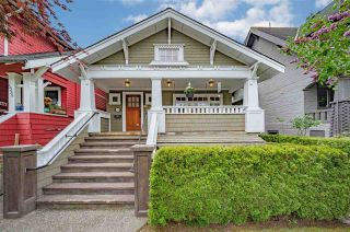 Main Photo: 3242 W 3RD AVENUE in Vancouver: Kitsilano 1/2 Duplex for sale (Vancouver West)  : MLS®# R2615712