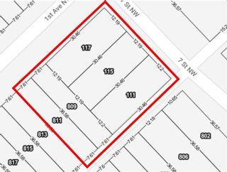 Photo 1: 1 AV NW in Calgary: Sunnyside Land for sale : MLS®# C4189741