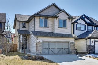 Main Photo: 95 Silverado Skies Drive SW in Calgary: Silverado Detached for sale : MLS®# A1095362