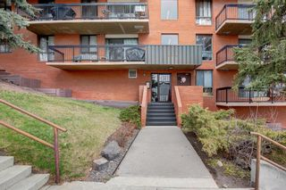Photo 2: 403 354 3 Avenue NE in Calgary: Crescent Heights Apartment for sale : MLS®# A1097438