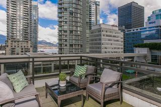 "Photo 15: 304 1211 MELVILLE Street in Vancouver: Coal Harbour Townhouse for sale in ""The Ritz"" (Vancouver West)  : MLS®# R2142281"