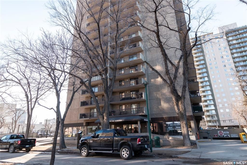 Main Photo: 1002 311 6th Avenue North in Saskatoon: Central Business District Residential for sale : MLS®# SK847403