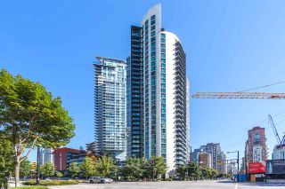 """Photo 1: 1607 501 PACIFIC Street in Vancouver: Downtown VW Condo for sale in """"The 501"""" (Vancouver West)  : MLS®# R2561334"""