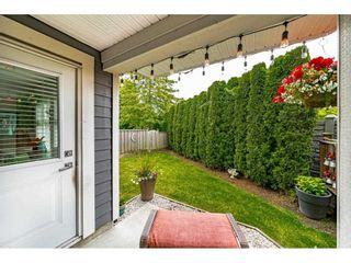 """Photo 30: 11 3303 ROSEMARY HEIGHTS Crescent in Surrey: Morgan Creek Townhouse for sale in """"Rosemary Gate"""" (South Surrey White Rock)  : MLS®# R2584142"""