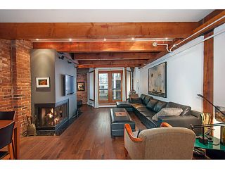 """Photo 3: 7-12 550 BEATTY Street in Vancouver: Downtown VW Condo for sale in """"550 Beatty"""" (Vancouver West)  : MLS®# V1105963"""