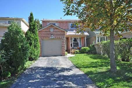 Main Photo: : House (2-Storey) for sale : MLS®# W2748048