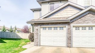 Photo 2: 28 1730 LEGER Gate in Edmonton: Zone 14 House Half Duplex for sale : MLS®# E4264103