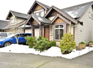 Main Photo: 5156 Simmher Way in : Na Pleasant Valley Row/Townhouse for sale (Nanaimo)  : MLS®# 866882