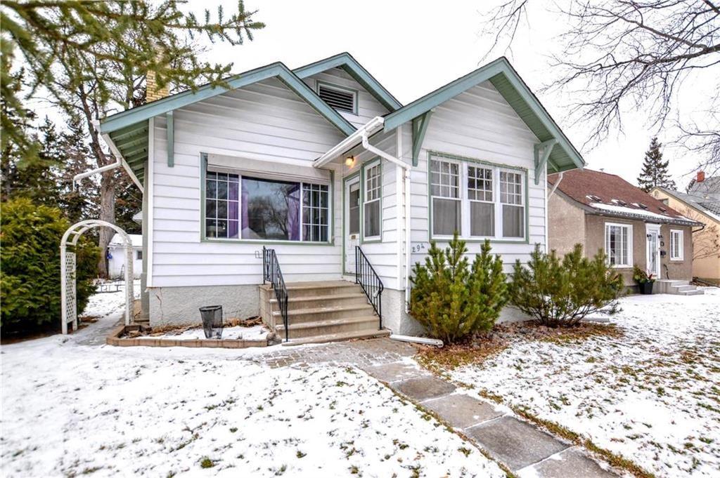 Main Photo: 294 Conway Street in Winnipeg: Deer Lodge Residential for sale (5E)  : MLS®# 1932146