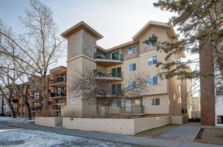 Photo 1: 303 1833 11 Avenue SW in Calgary: Sunalta Apartment for sale : MLS®# A1083577