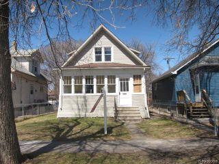 Photo 1: 317 Ravelston Avenue West in WINNIPEG: Transcona Residential for sale (North East Winnipeg)  : MLS®# 1406681