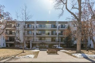 Main Photo: 401 723 57 Avenue SW in Calgary: Windsor Park Apartment for sale : MLS®# A1083069