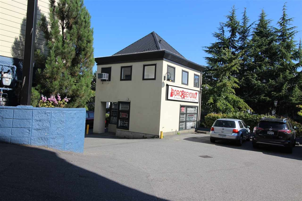 Main Photo: 1340 W 4TH Avenue in Vancouver: South Granville Retail for lease (Vancouver West)  : MLS®# C8020797