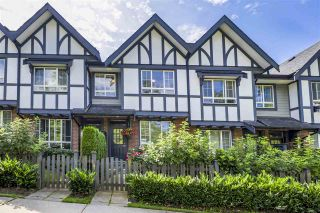 Photo 2: 7 1338 HAMES Crescent in Coquitlam: Burke Mountain Townhouse for sale : MLS®# R2485921