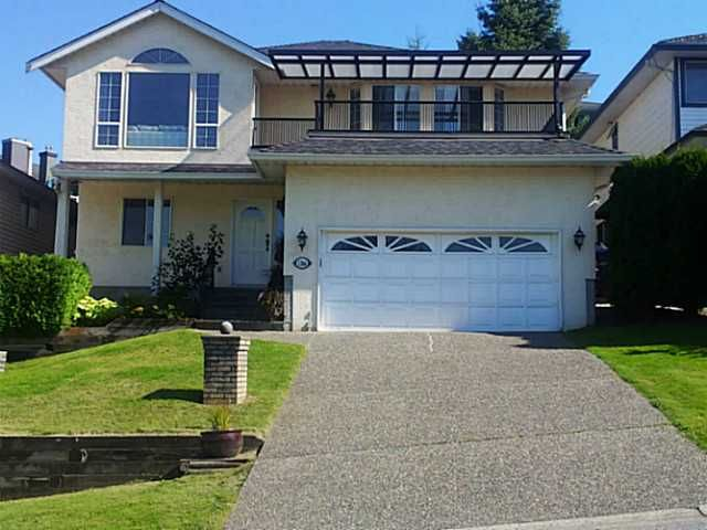 "Main Photo: 1266 FLETCHER Way in Port Coquitlam: Citadel PQ House for sale in ""CITADEL HEIGHTS"" : MLS®# V1027491"