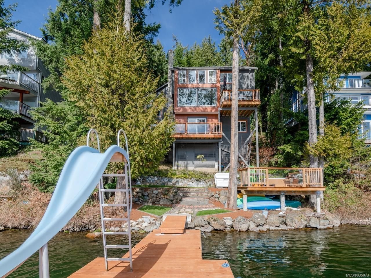Main Photo: 470 Woodhaven Dr in NANAIMO: Na Uplands House for sale (Nanaimo)  : MLS®# 835873