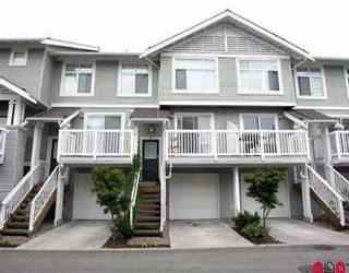 "Photo 1: 12 7179 201 Street in Langley: Willoughby Heights Townhouse for sale in ""THE DENIM"" : MLS®# R2560960"