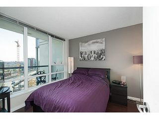 """Photo 13: 1103 928 BEATTY Street in Vancouver: Yaletown Condo for sale in """"The Max 1"""" (Vancouver West)  : MLS®# V1115443"""