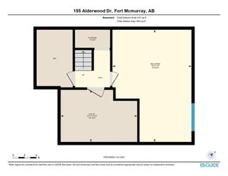 Photo 19: 155 Alderwood Drive: Fort McMurray Row/Townhouse for sale : MLS®# A1064072