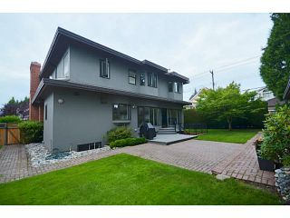 """Photo 19: 6672 MONTGOMERY Street in Vancouver: South Granville House for sale in """"SOUTH GRANVILLE"""" (Vancouver West)  : MLS®# V1106060"""