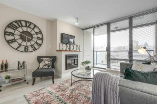 "Photo 1: 708 610 VICTORIA Street in New Westminster: Downtown NW Condo for sale in ""The Point"" : MLS®# R2230240"