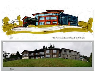"""Photo 6: 4855 FANNIN Avenue in Vancouver: Point Grey House for sale in """"WEST POINT GREY"""" (Vancouver West)  : MLS®# V1034242"""