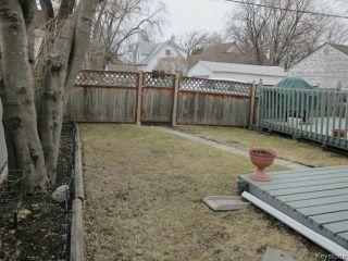 Photo 13: 19 Guay Avenue in WINNIPEG: St Vital Residential for sale (South East Winnipeg)  : MLS®# 1409385