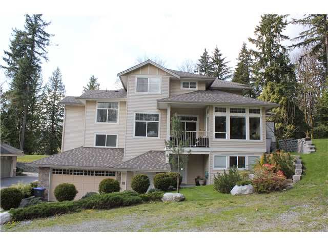 Main Photo: 8 MOSSOM CREEK Drive in Port Moody: North Shore Pt Moody 1/2 Duplex for sale : MLS®# V882880