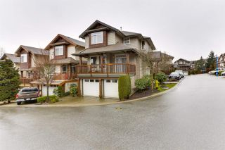 "Photo 1: 39 2381 ARGUE Street in Port Coquitlam: Citadel PQ House for sale in ""The Board Walk"" : MLS®# R2534838"
