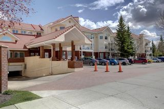 Main Photo: 1110 1818 Simcoe Boulevard SW in Calgary: Signal Hill Apartment for sale : MLS®# A1104472