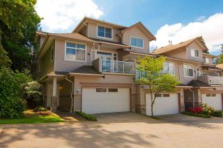 """Photo 1: 40 11860 RIVER Road in Surrey: Royal Heights Townhouse for sale in """"Cypress Ridge"""" (North Surrey)  : MLS®# R2267961"""