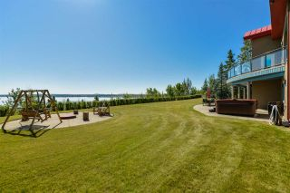 Photo 47: 49 Culmac Road: Rural Parkland County House for sale : MLS®# E4232067