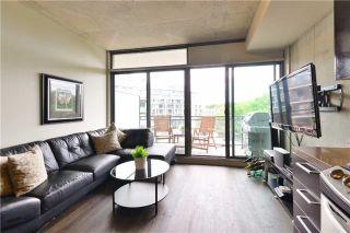 Photo 2: 319 Carlaw Ave Unit #513 in Toronto: South Riverdale Condo for sale (Toronto E01)  : MLS®# E3557585