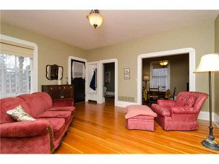 Photo 6: 218 BURR Street in New Westminster: Uptown NW House for sale : MLS®# V1044439