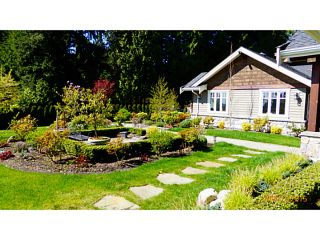 Photo 2: 521 HADDEN DR in West Vancouver: British Properties House for sale : MLS®# V1115173