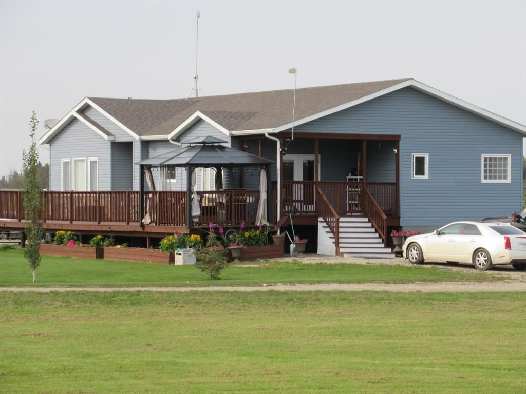 Main Photo: 385040 Range Road 6-3: Rural Clearwater County Detached for sale : MLS®# A1145666
