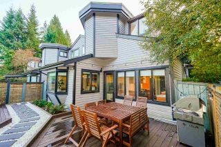 Photo 37: 1979 CEDAR VILLAGE CRESCENT in North Vancouver: Westlynn Townhouse for sale : MLS®# R2514297