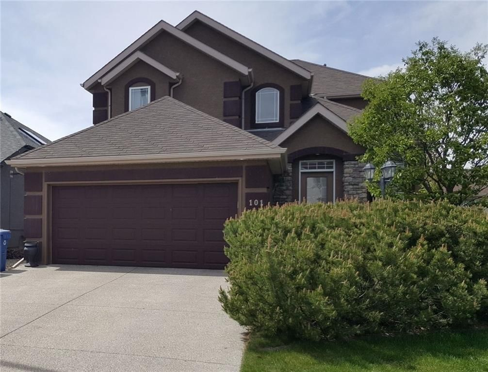 Main Photo: 101 CRANWELL Place SE in Calgary: Cranston Detached for sale : MLS®# C4289712