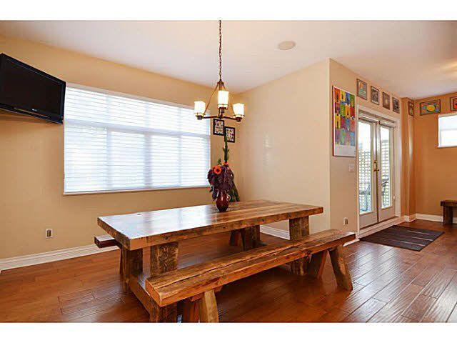 Photo 5: Photos: 13 4111 GARRY Street in Richmond: Steveston South Townhouse for sale : MLS®# V1091669
