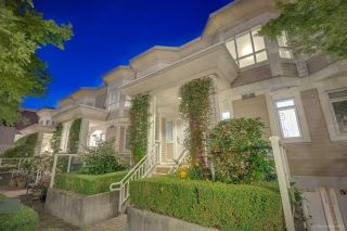 """Photo 5: 236 2565 W BROADWAY Street in Vancouver: Kitsilano Townhouse for sale in """"Trafalgar Mews"""" (Vancouver West)  : MLS®# R2581558"""