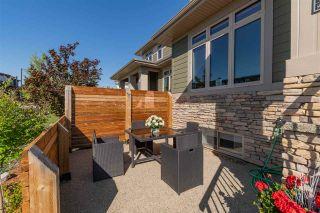 Photo 2: 7212 MAY Road in Edmonton: Zone 14 House Half Duplex for sale : MLS®# E4223733