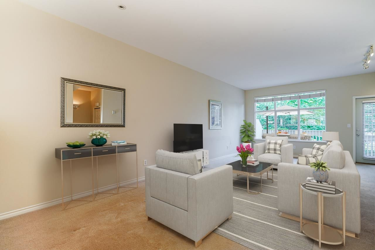 """Main Photo: 48 14959 58 Avenue in Surrey: Sullivan Station Townhouse for sale in """"SKYLANDS"""" : MLS®# R2599032"""