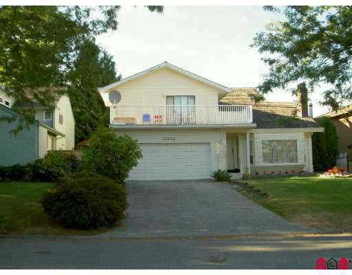 Main Photo: 12852 CARLUKE in Surrey: Queen Mary Park Surrey House for sale : MLS®# F2708919
