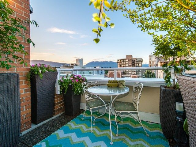 Main Photo: 801 1935 HARO STREET in Vancouver: West End VW Condo for sale (Vancouver West)  : MLS®# R2559149