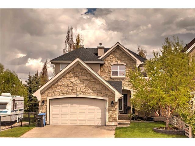 Main Photo: Map location: 10 CRANLEIGH Gardens SE in Calgary: Cranston House for sale : MLS®# C4117573