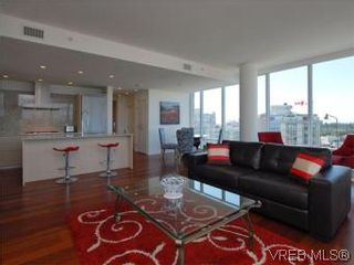 Photo 6: 1806 707 Courtney St in VICTORIA: Vi Downtown Condo for sale (Victoria)  : MLS®# 543641
