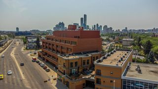 Photo 31: 201 10625 KINGSWAY Avenue in Edmonton: Zone 08 Condo for sale : MLS®# E4254794