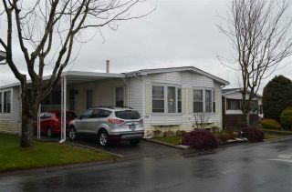 """Photo 2: 105 2303 CRANLEY Drive in Surrey: King George Corridor Manufactured Home for sale in """"SUNNYSIDE ESTATES"""" (South Surrey White Rock)  : MLS®# R2146225"""