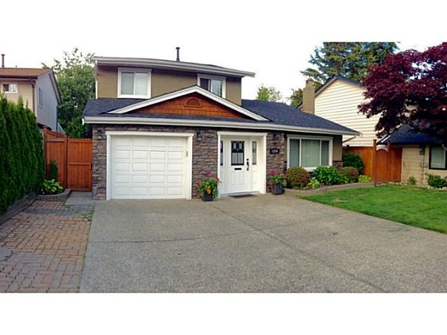 Main Photo: 1260 Brian Drive in Coquitlam: River Springs House for sale : MLS®# V1123973