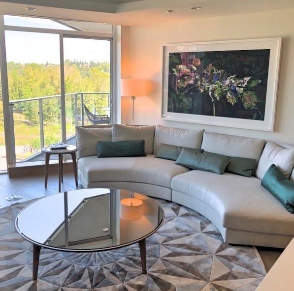 Photo 15: Photos: 607 738 1 Avenue SW in Calgary: Eau Claire Apartment for sale : MLS®# C4272230
